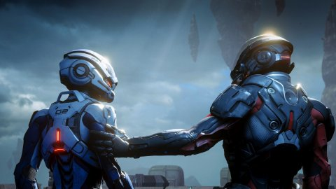 Mass Effect: Andromeda è gratuito su PlayStation Store? No, si tratta della versione di prova completa