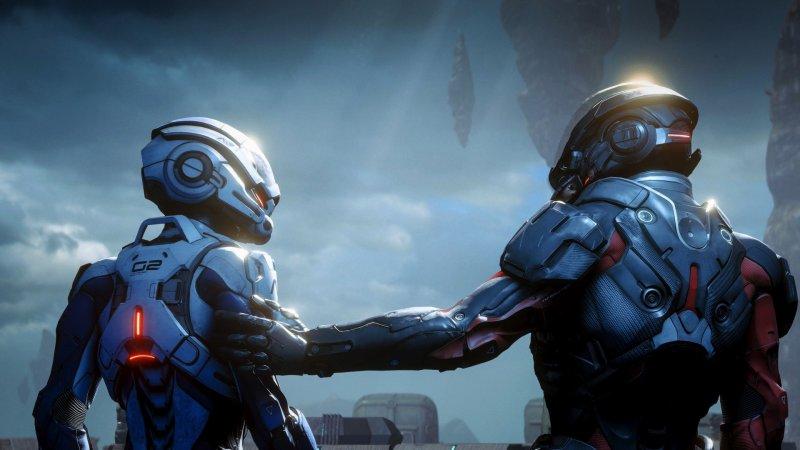Una gigantesca demo da 10 ore e un nuovo trailer per Mass Effect: Andromeda