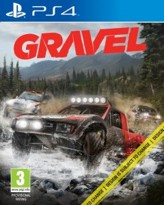 Gravel per PlayStation 4