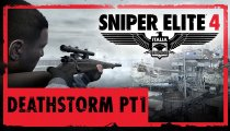 Sniper Elite 4 - Deathstorm Part 1 Trailer di lancio