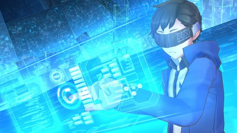 Il trailer di lancio di Digimon Story: Cyber Sleuth - Hacker's Memory
