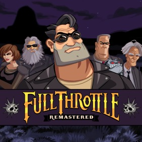 Full Throttle Remastered per PlayStation Vita
