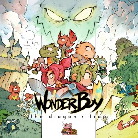 Wonder Boy: The Dragon's Trap per PlayStation 4