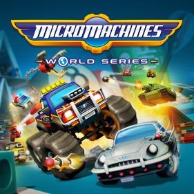 Micro Machines World Series per PlayStation 4