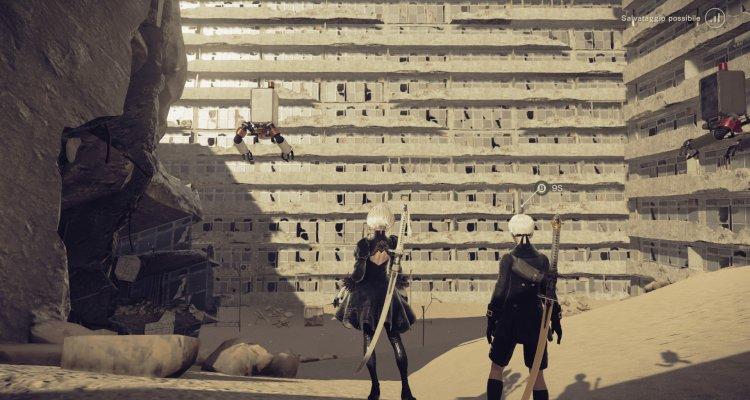 Il game director di NieR: Automata desidera creare altri titoli fuori dagli schemi
