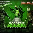 Killing Floor 2 si aggiorna con il Descent Content Pack