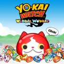 Yo-Kai Watch Wibble Wobble è disponibile su Android e iOS