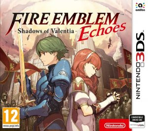 Fire Emblem Echoes: Shadows of Valentia per Nintendo 3DS