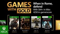 Xbox - Games with Gold di aprile 2017