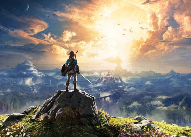 Aggiornamento disponibile per The Legend of Zelda: Breath of the Wild, aggiunge la quest dedicata a Xenoblade Chronicles 2
