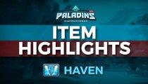 Paladins - Trailer Item Highlights: Haven