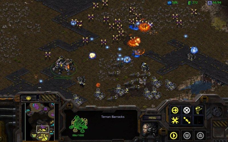 Privi del codice originale, gli sviluppatori di StarCraft Remastered hanno dovuto rifare tutto da zero