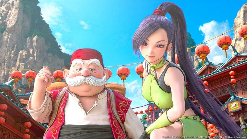 """Famitsu rimuove il """"2017"""" dalla pagina di Dragon Quest XI per Switch, incertezza sul lancio?"""