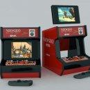 Un cabinet custom per giocare i titoli NEOGEO su Nintendo Switch
