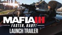 Mafia 3: Faster, Baby! - Il trailer di lancio del DLC