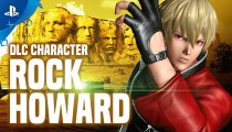 The King of Fighters XIV - Trailer Rock Howard