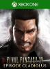 Final Fantasy XV - Episode Gladio per Xbox One
