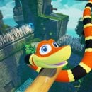 Snake Pass è disponibile da oggi su PC, PlayStation 4, Xbox One e Nintendo Switch