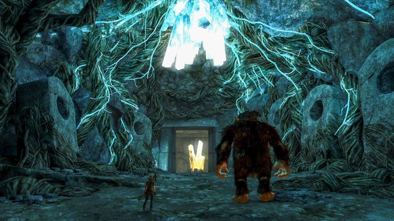 Annunciata la data di lancio di Troll and I per Nintendo Switch