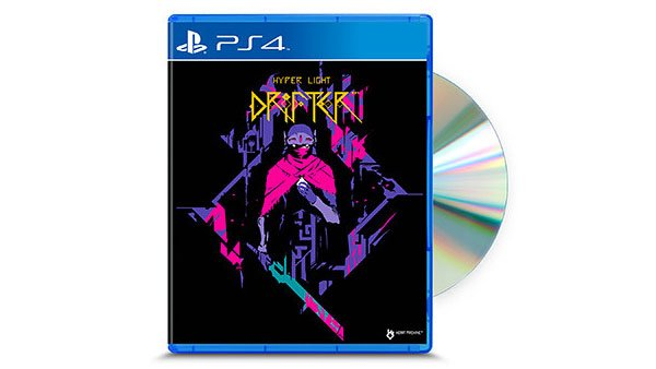 La versione PlayStation 4 di Hyper Light Drifter è disponibile in versione fisica su iam8bit