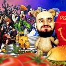 Oggi andiamo a pranzo con Emanuele Gregori e Kingdom Hearts HD 1.5 + 2.5 Remix