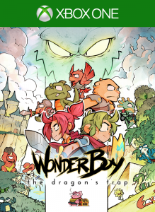 Wonder Boy: The Dragon's Trap per Xbox One