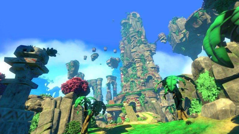 Yooka-Laylee: quasi ultimata la versione per Nintendo Switch
