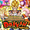 150 milioni di download per Dragon Ball Z Dokkan Battle