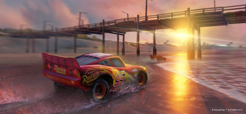 Torna Saetta McQueen in Cars 3