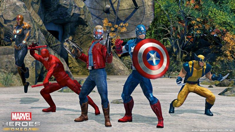 Marvel Heroes Omega sarà disponibile dal 20 giugno su Xbox One