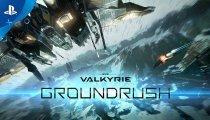 EVE: Valkyrie - Groundrush DLC Trailer