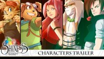 Shiness: The Lightning Kingdom - Trailer dei personaggi