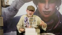 Syberia 3 - Benoit Sokal fa l'unboxing dell'edizione per collezionisti