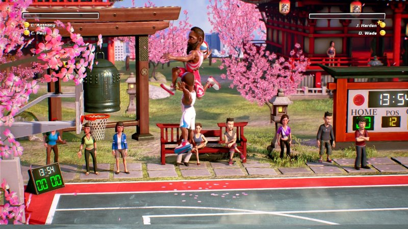 NBA Playgrounds 2 è stato classificato in Australia