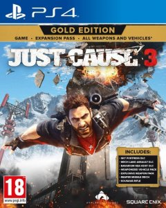 Just Cause 3 per PlayStation 4