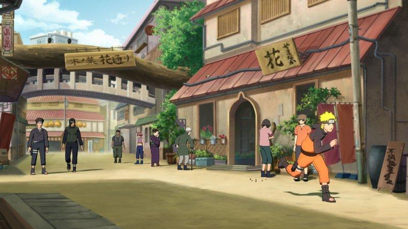 Naruto Shippuden: Ultimate Ninja Storm Legacy, una collezione da ninja