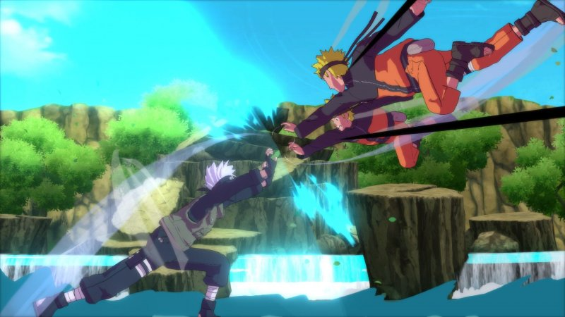 Naruto Shippuden: Ultimate Ninja Storm Legacy, una ...