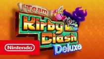 Team Kirby Clash Deluxe - Trailer di lancio