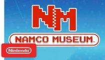 Namco Museum – Trailer d'annuncio della versione Nintendo Switch