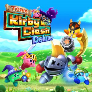 Team Kirby Clash Deluxe per Nintendo 3DS