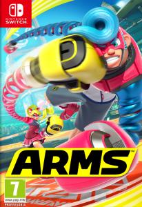 ARMS per Nintendo Switch