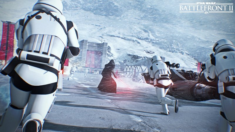 Star Wars: Battlefront II: annunciata la beta multiplayer per questo autunno