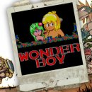 Wonder Boy - Monografie