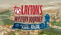 Layton's Mystery Journey: Katrielle and the Millionaire's Conspiracy - Terzo trailer giapponese