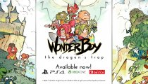 Wonder Boy: The Dragon's Trap - Trailer di lancio