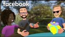 Facebook Spaces - Il Teaser Trailer