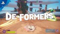 De-formers - Trailer di lancio