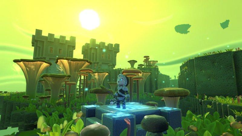Portal Knights si espande con il Creator's Update