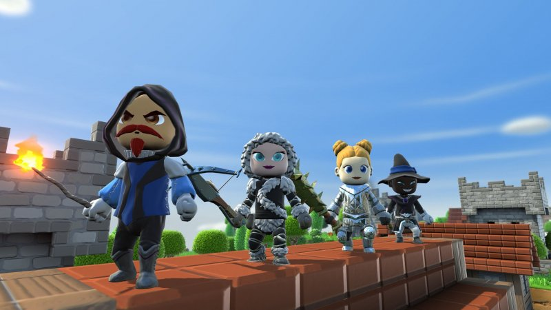 Quattro amici per difendere il regno