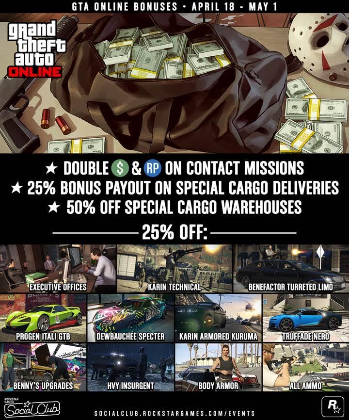 La Duke O'Death arriva su Grand Theft Auto Online